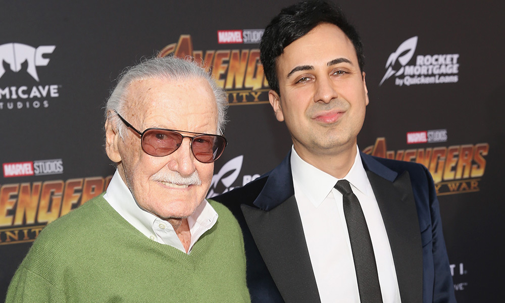 Ex manager de Stan Lee
