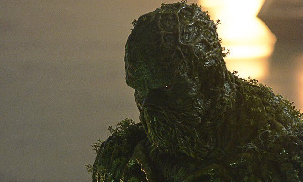 Trailer final de 'Swamp Thing'