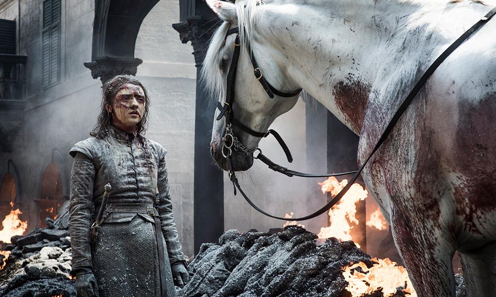 Quinto capítulo de la última temporada de 'Game of Thrones'