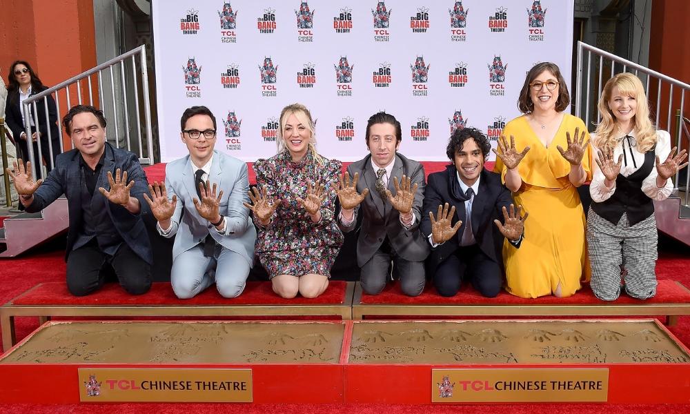 'The Big Bang Theory' dejó sus huellas