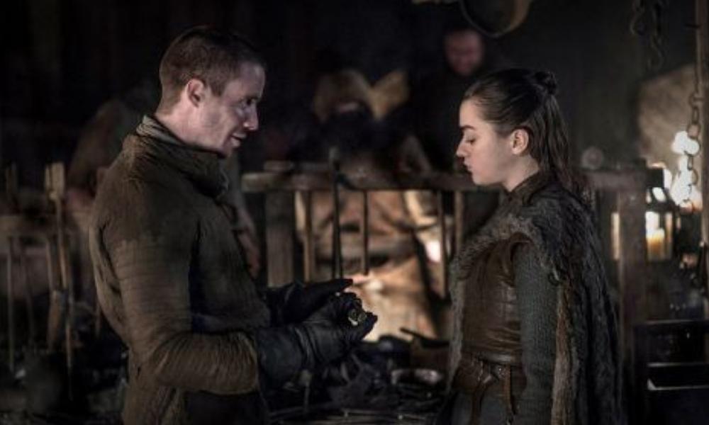 Sansa Stark dijo de quién era el vaso de café en Juego de Tronos