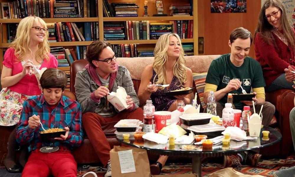 El final de 'The Big Bang Theory'