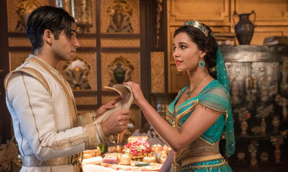 'Aladdin' conquistó las taquillas
