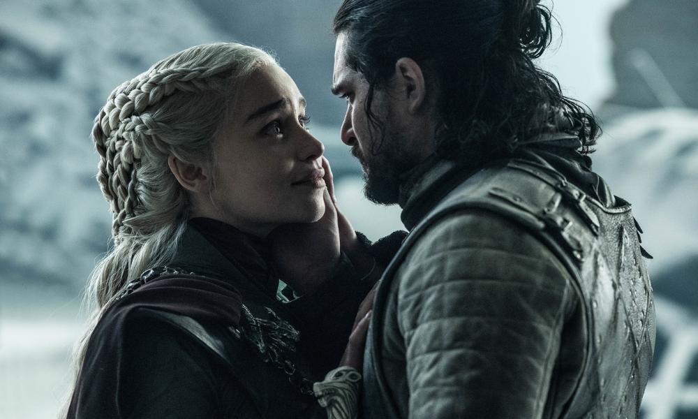 Kit Harrington reaccionó a la muerte de 'Daenerys'