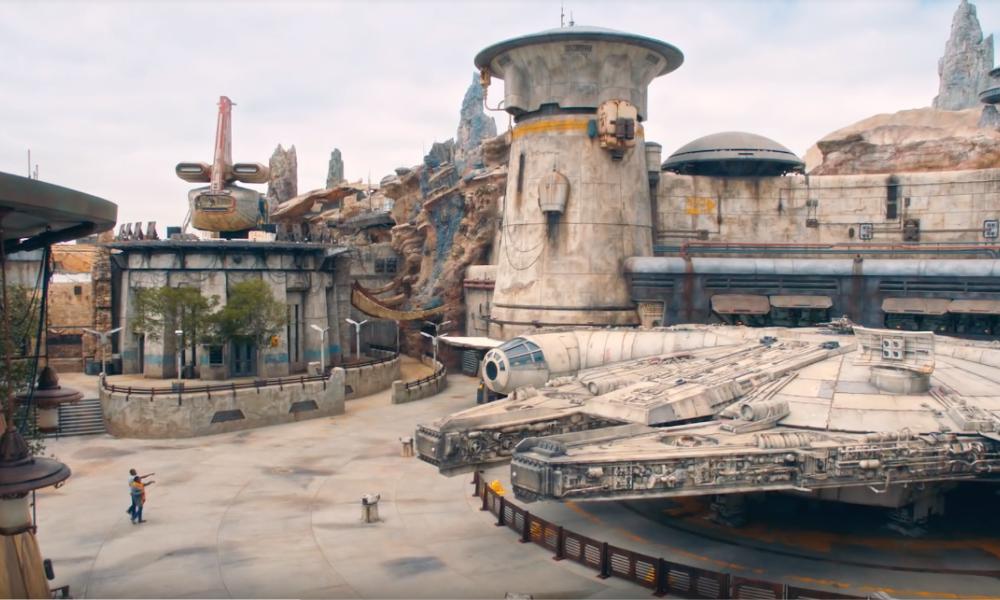 Parque 'Star Wars: Galaxy's Edge'