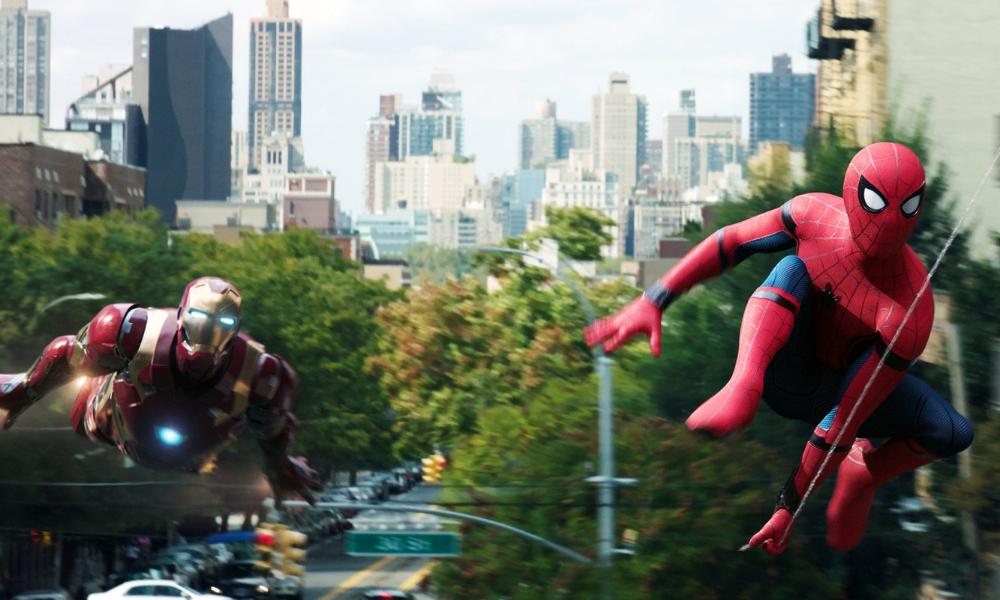 Póster de 'Spider-Man: Far From Home'