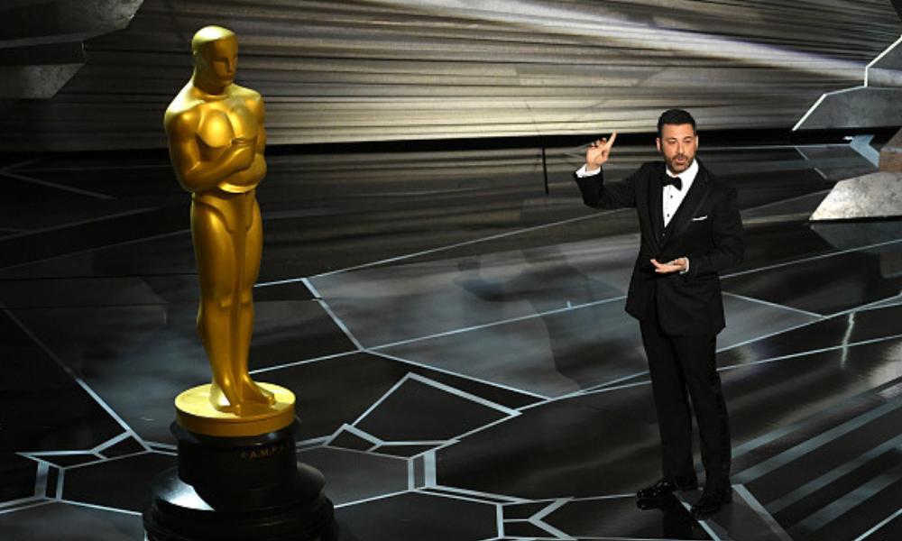 Anfitrión en los Premios Oscar
