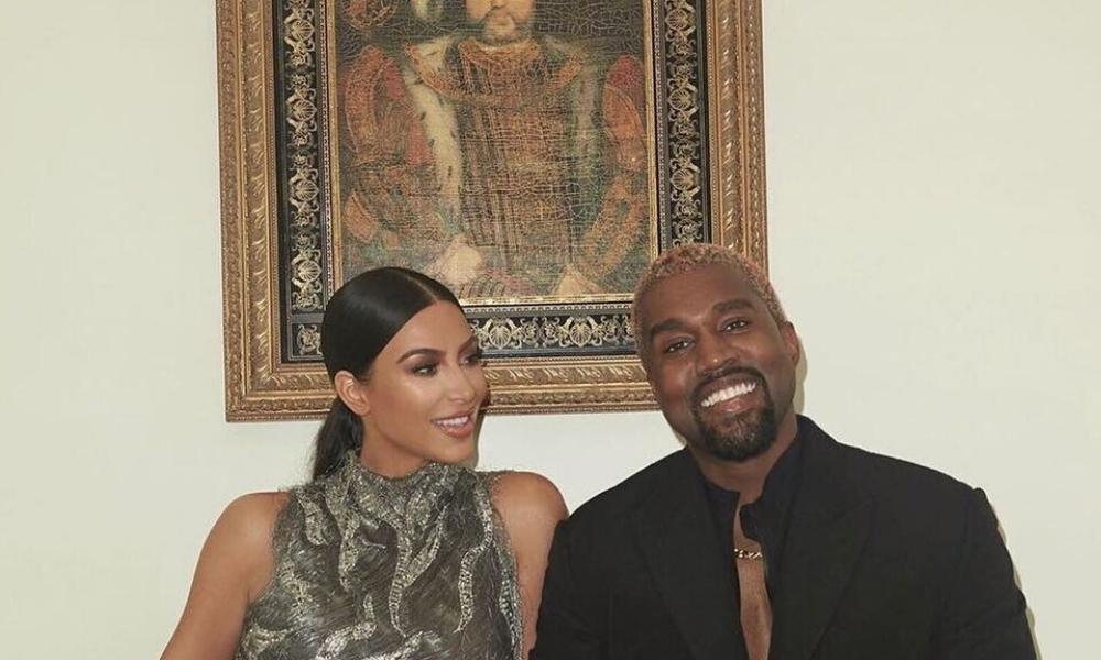 nació el cuarto bebé de Kim Kardashian