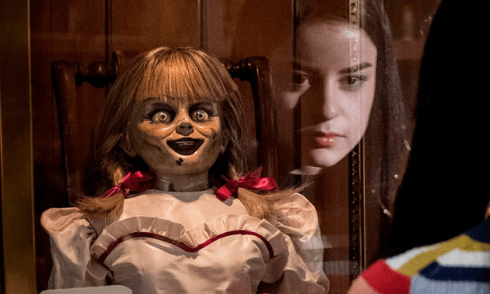 Annabelle Comes Home': El verdadero terror llegó a casa