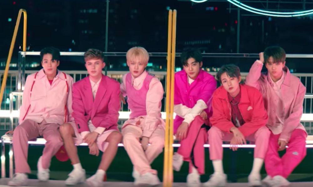 NCT Dream y HRVY
