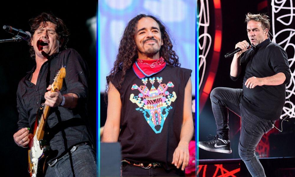 bandas latinas siguen rockeando