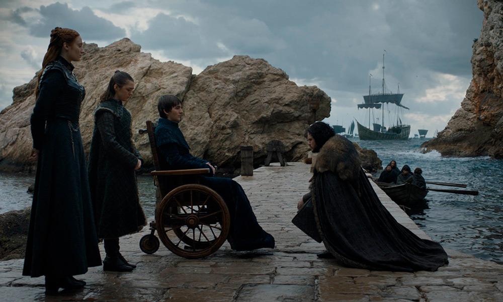 'Game of Thrones' competirá en los Emmy