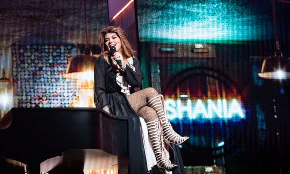 Shania Twain anunció nueva residencia