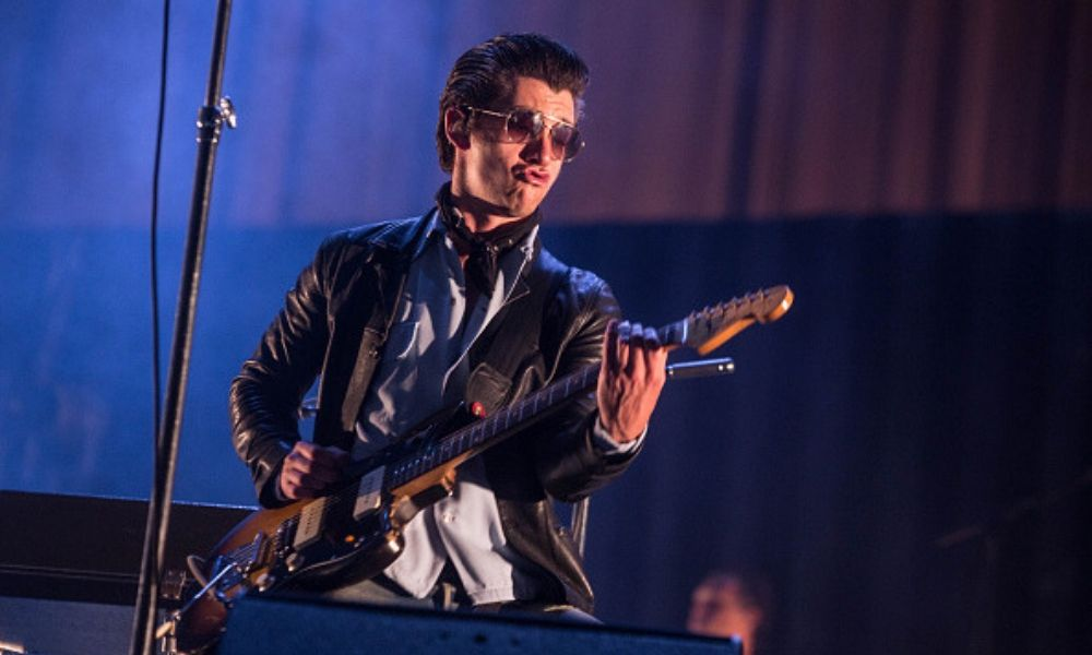'Arctic Monkeys' estrenó un pequeño documental