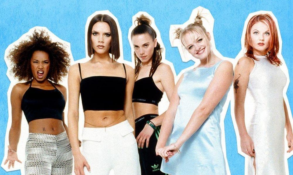 película animada sobre las 'Spice Girls'