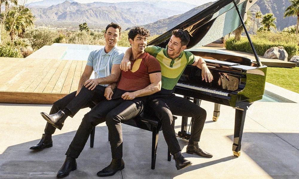 Disco de los 'Jonas Brothers' es el más vendido
