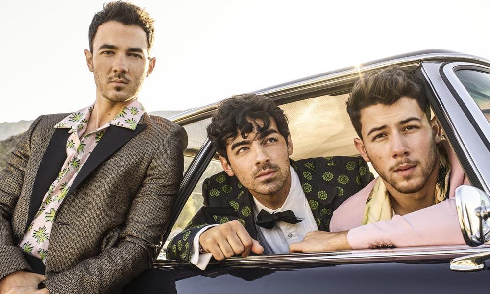 récords que han roto los 'Jonas Brothers'
