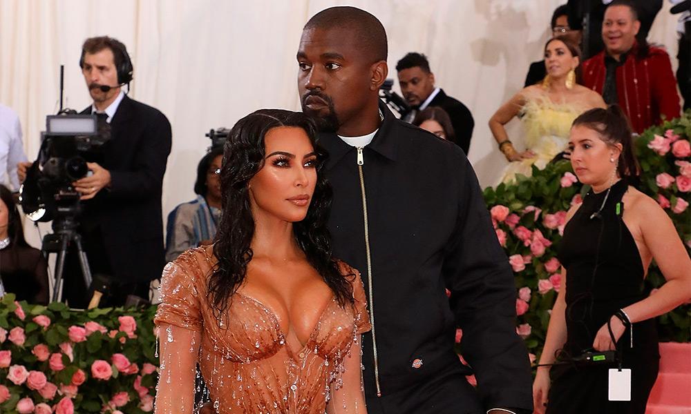 Cuarto hijo de Kim Kardashian y Kanye West