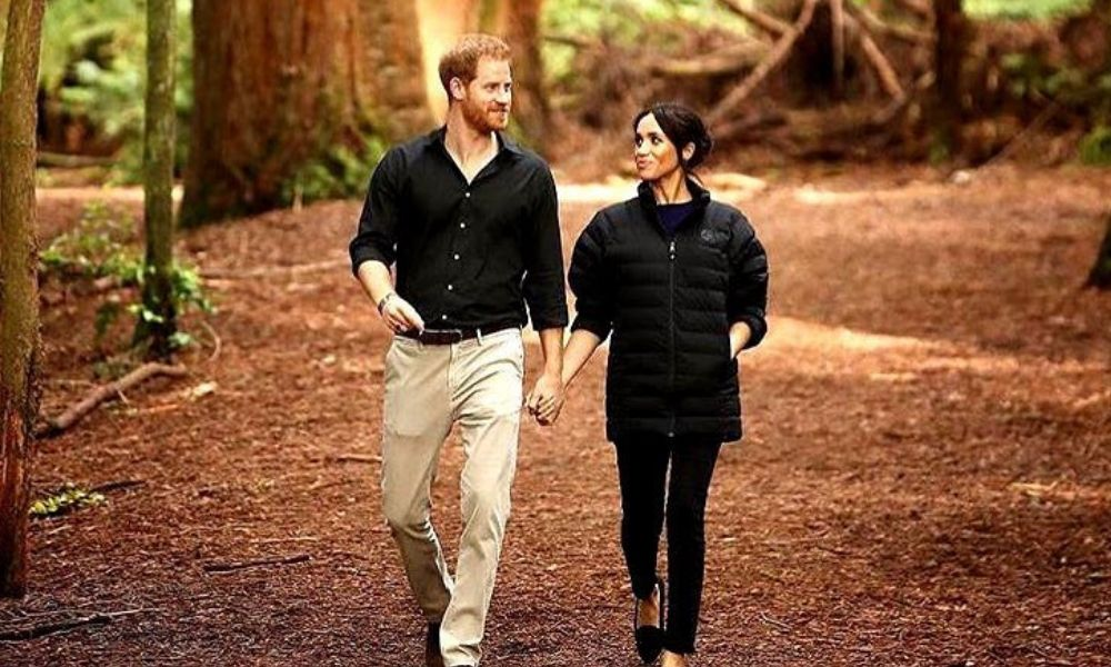 Meghan y Harry serían investigados por la policía