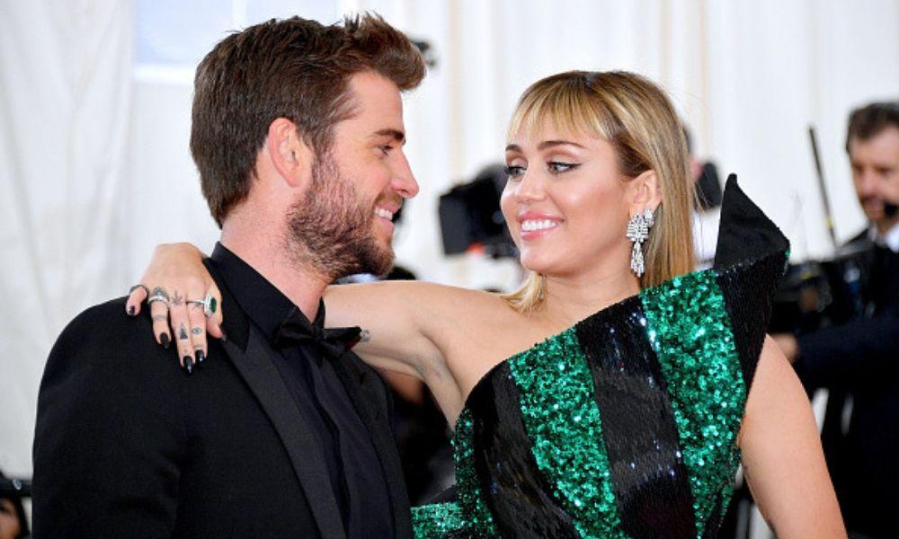 Miley y Liam cumplen 10 años juntos