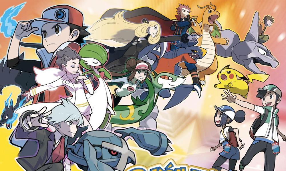 Anuncian 'Pokémon Masters'