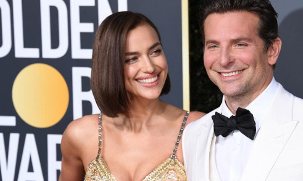 Rompimiento de Bradley Cooper e Irina Shayk