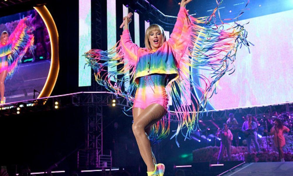 Taylor Swift dio un adelanto de su próximo video