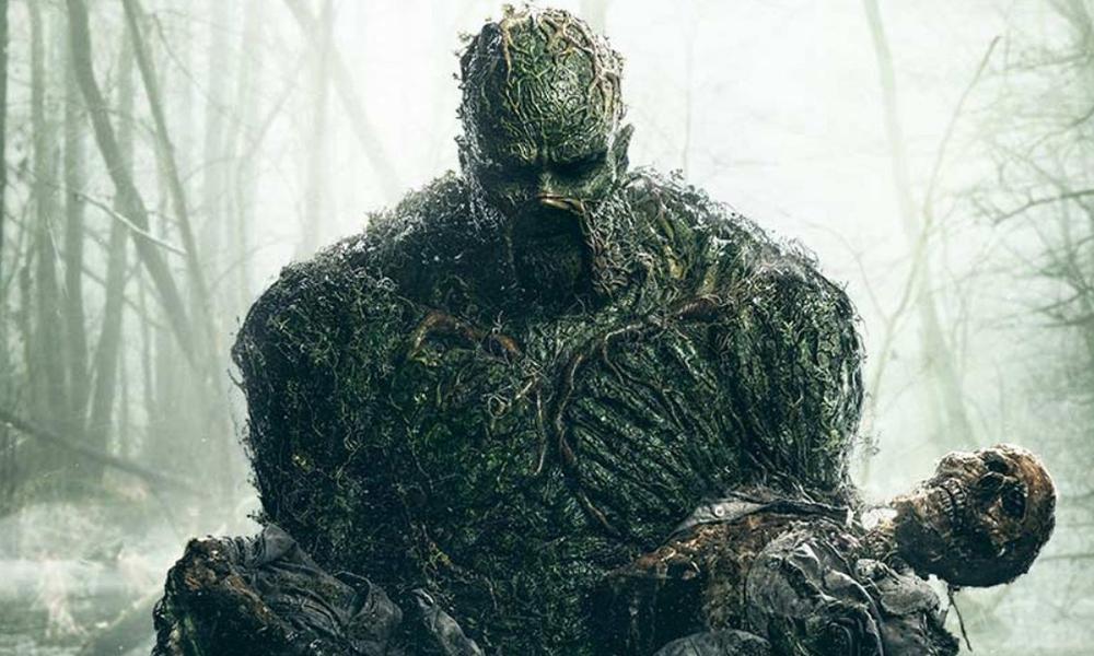 Cancelaron la serie de 'Swamp Thing'