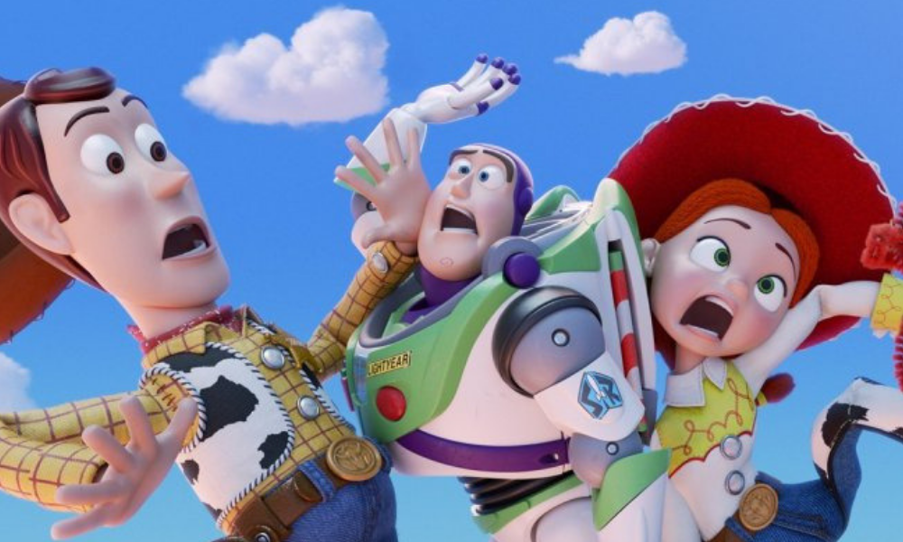 'Toy Story 4' celebraó el Día del Mejor Amigo