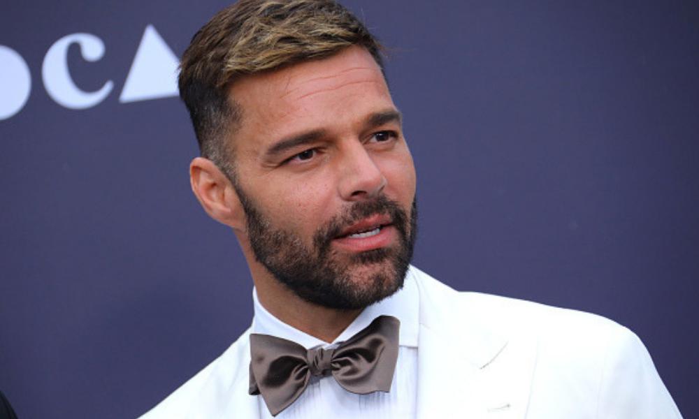 Ricky Martin encabezó protesta por creencias religiosas
