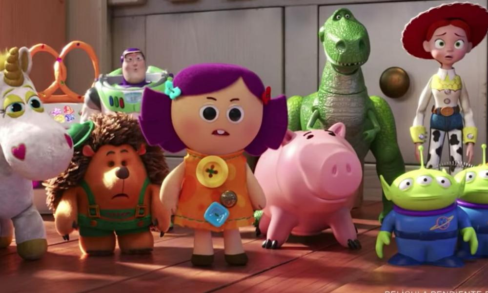 "Activistas acusan a 'Toy Story 4' de ser ""racista"""