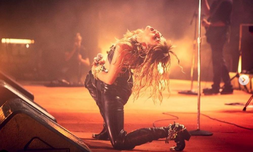 Baile de Miley Cyrus