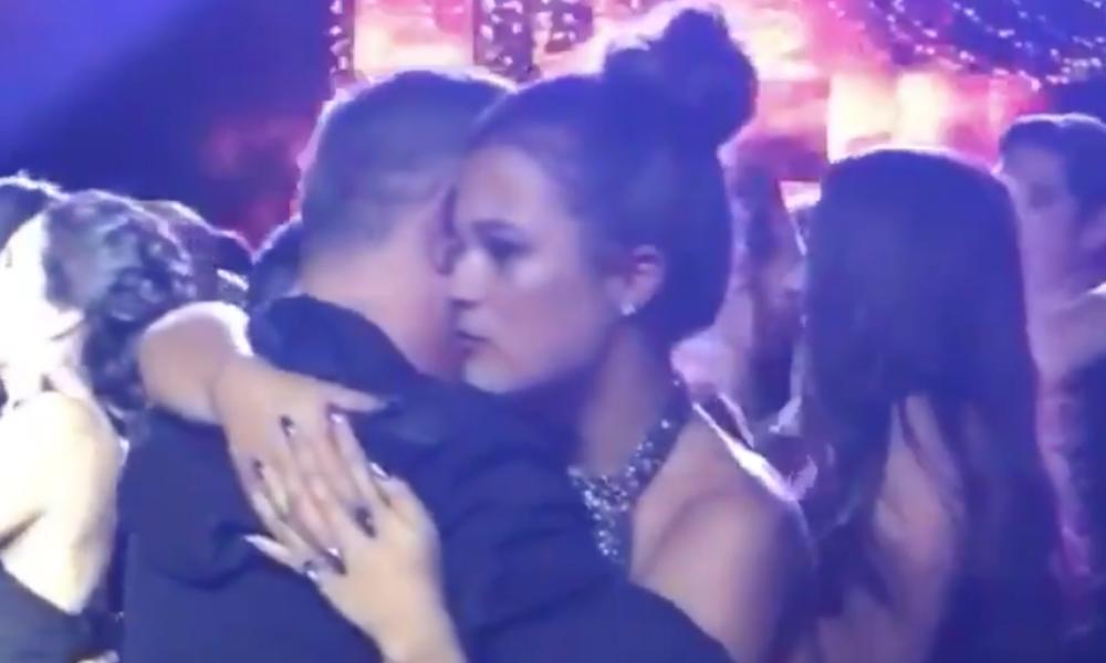 Video de Alejandro Sanz con su hija