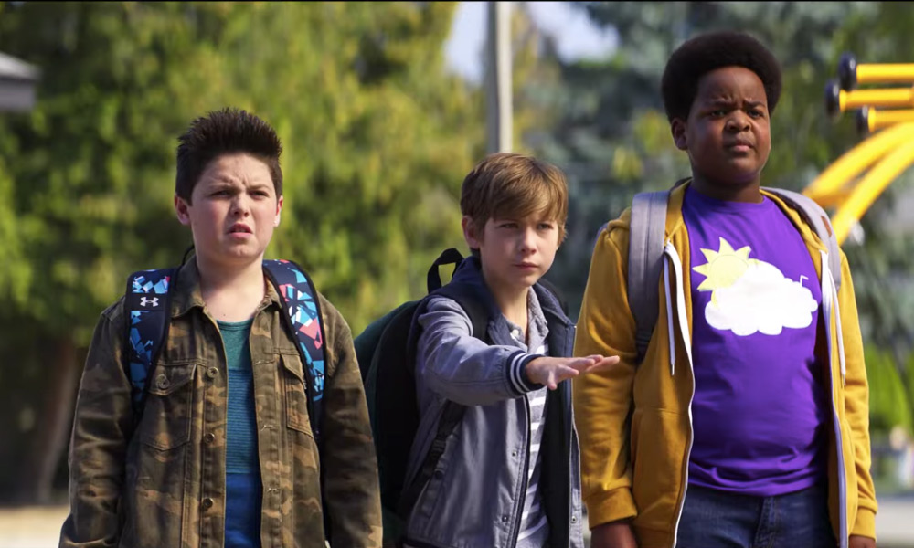 Primer vistazo a 'Good Boys'