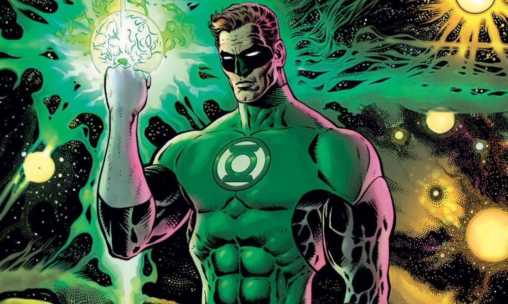nave de 'Green Lantern' que no salió 'Justice League'