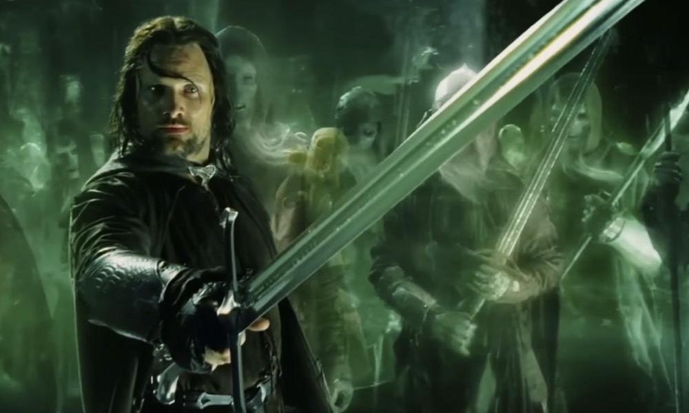 Actor rechazó interpretar a 'Aragorn' en 'The Lord of the Rings'