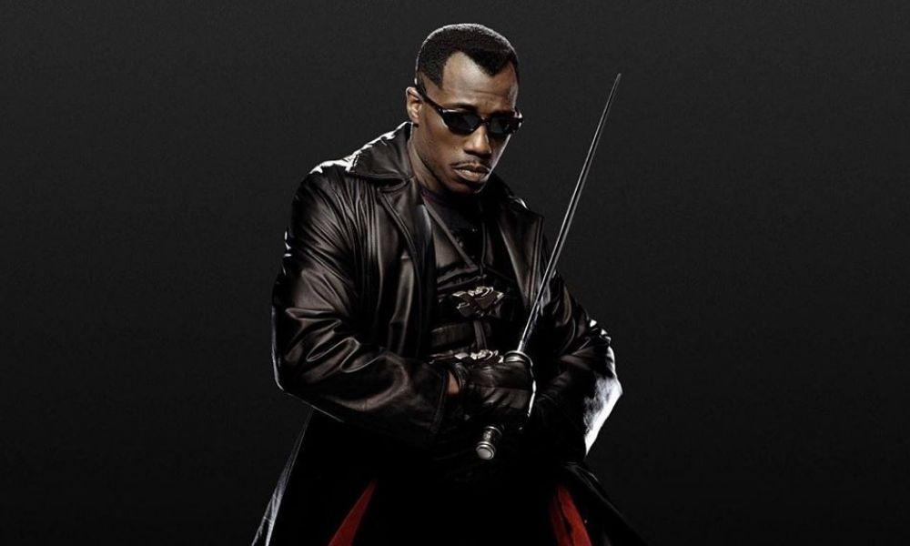 Mahershala Ali como 'Blade' según los fans