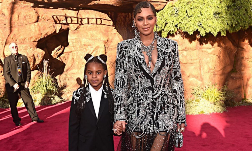 Blue Ivy canta en The Lion King_ The Gift