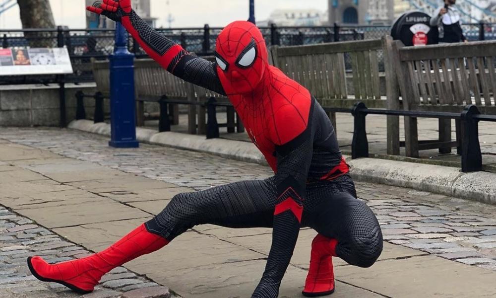 Detrás de cámaras de 'Spider-Man_ Far From Home'