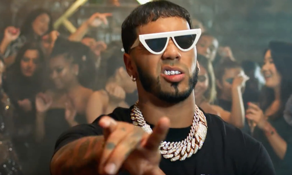 'China' de Anuel AA