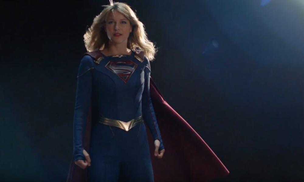 Trailer de la quinta temporada de 'Supergirl'
