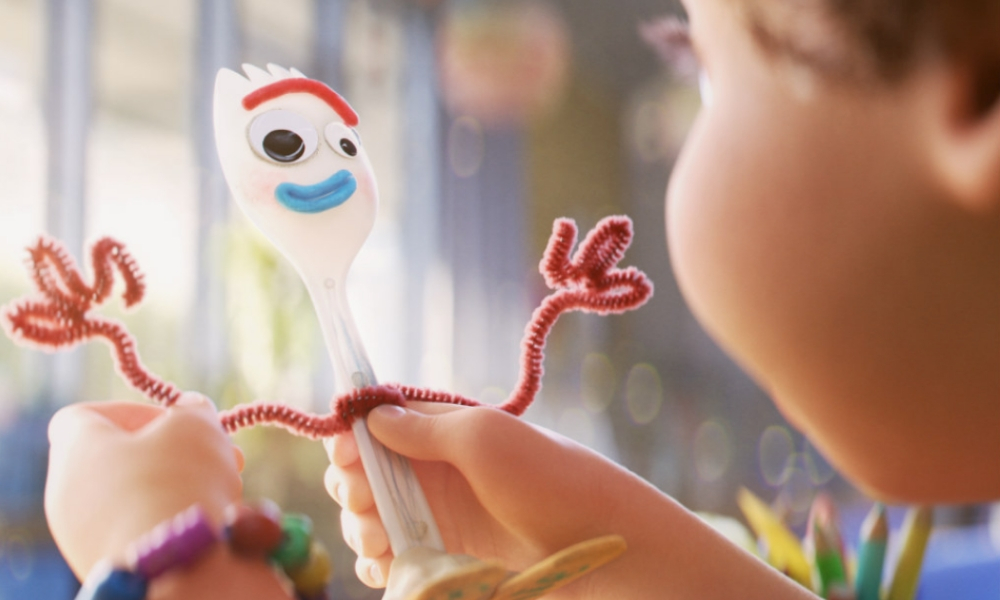 'Toy Story 4': retirado un juguete de 'Forky' por riesgo de asfixia