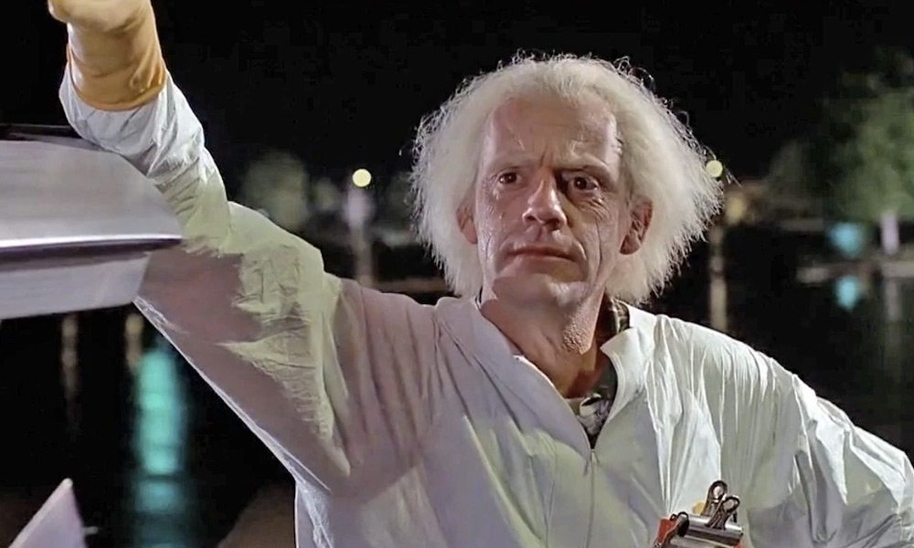 Christopher Lloyd quiere grabar 'Back to the Future 4'