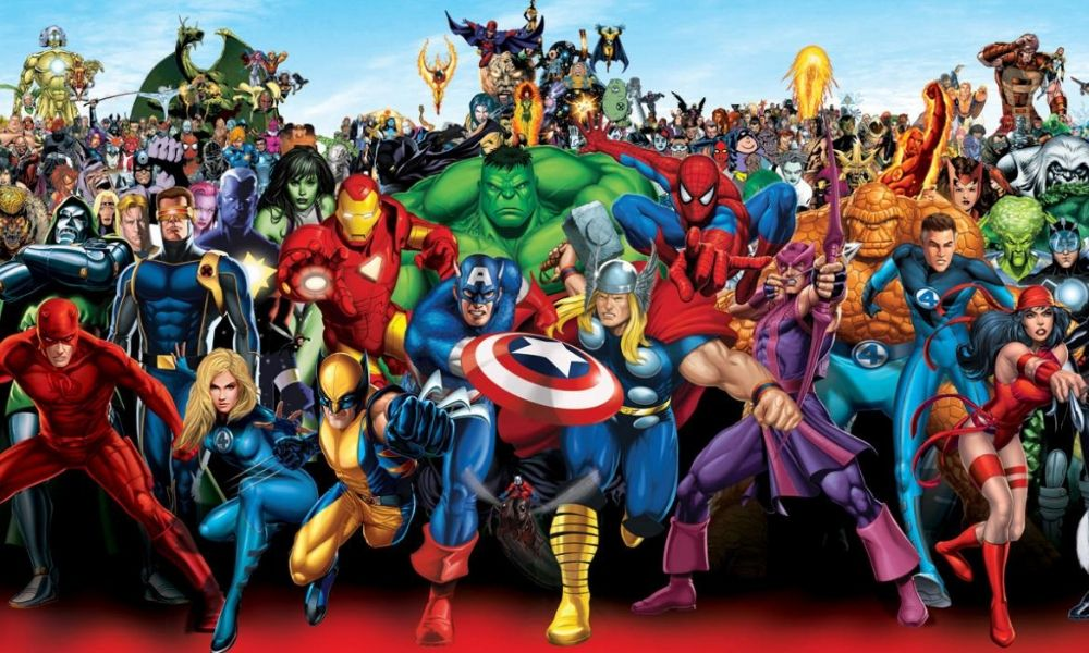 (+FOTOS) Barbie celebra 80 aniversario de Marvel