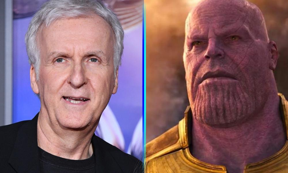 """James Cameron """"derrotado"""" habló de que 'Avengers"""