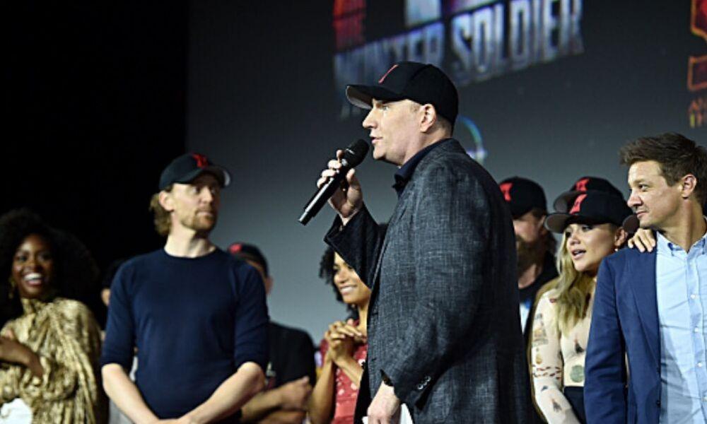 Adelantos de la Fase 5 de Marvel Studios