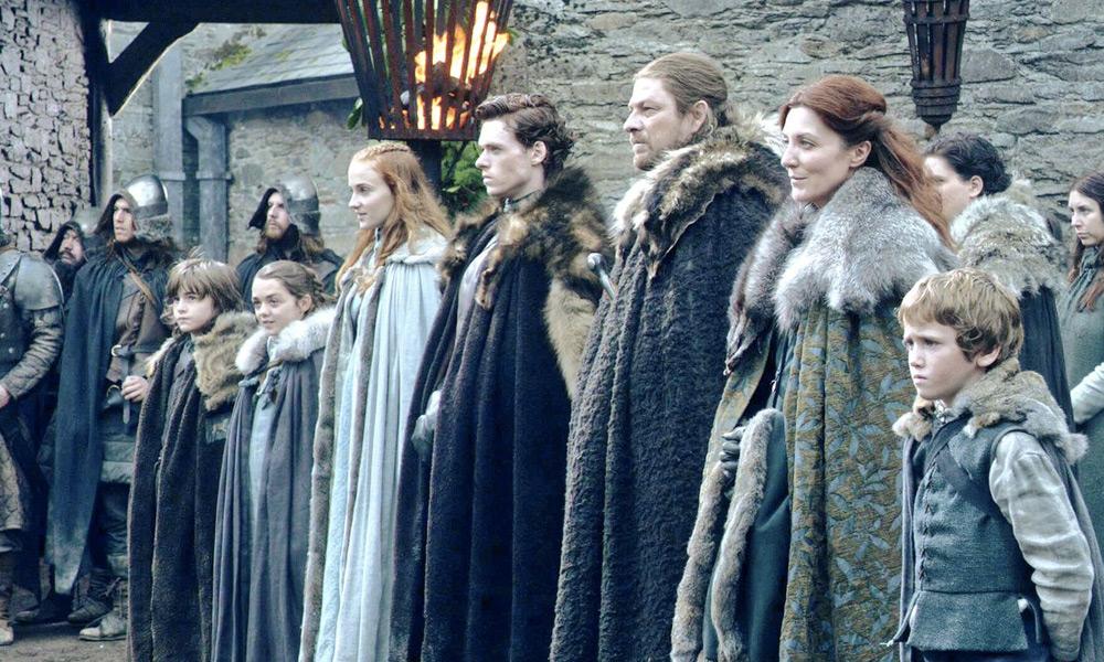 Stark estarán en la precuela de 'Game of Thrones'
