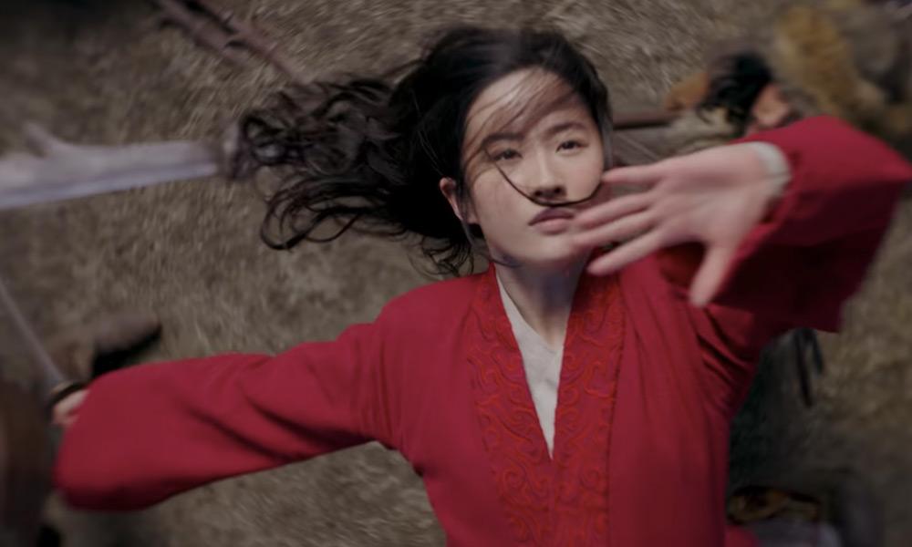 Trailer de 'Mulan' fue criticado en China