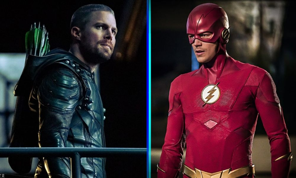Nuevos trailers de Arrow y Flash