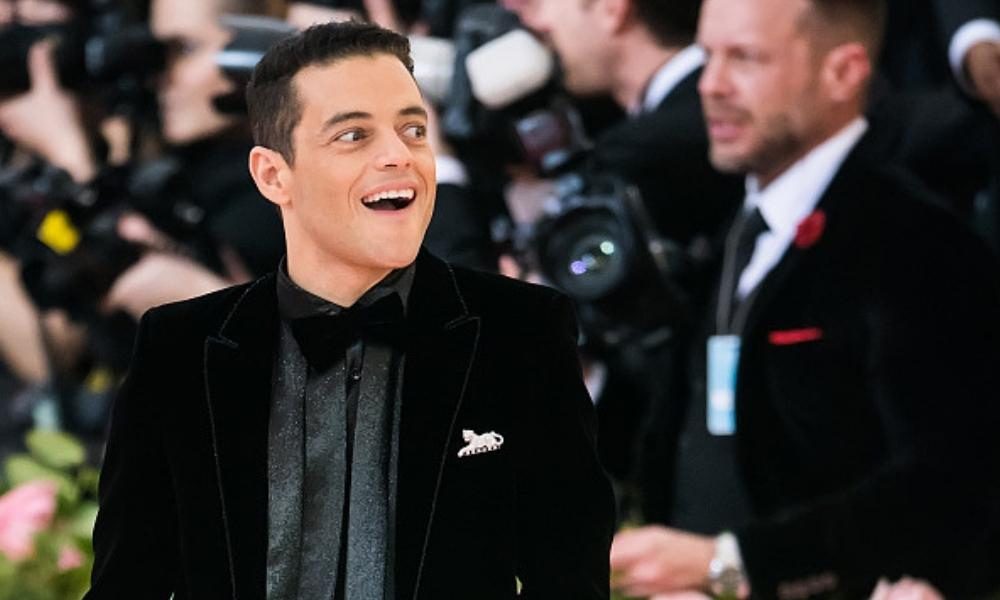 Rami Malek aceptó ser el villano en 'Bond 25'